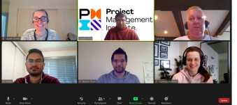 Vidyesh online PMP session